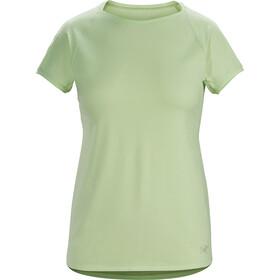 Arc'teryx Taema Camiseta Manga Corta Mujer, bioprism